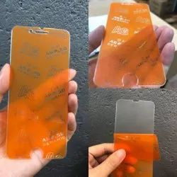 Ceramic Matte 2.5D Curve Mobile Tempered Glass, Packaging Type: Packet, Thickness: 0.3 Mm
