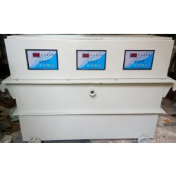 75 KVA Three Phase Air Cooled Servo Stabilizers