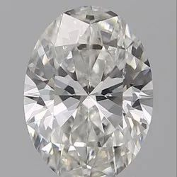 0.51ct Oval G VS2 GIA Certified Natural Diamond