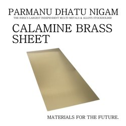 Calamine Brass Sheet