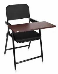 Mbtc Mavic Folding Study Chair With Cushion & Adjustable Writing Pad