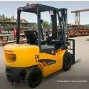 CPCD20- 2 Ton Diesel Solid Tire Forklift