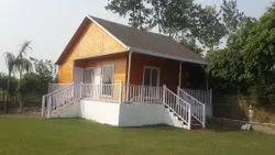 Prefabricated Modular Cottage