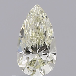 0.70 Pear L VS2 GIA Certified Natural Diamond