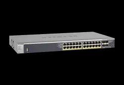 Grey Netgear Switch GSM7224P
