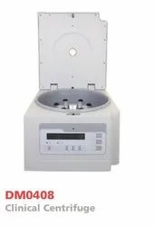 DM 408 Clinical Brushless Centrifuge, Size/Dimension: 286x367x227mm, Speed Range Of 300-4000rpm
