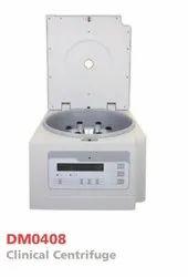 DM 408临床无刷离心机,尺寸/尺寸:286x367x227mm,速度范围为300-4000rpm