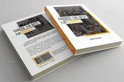 Choose The Best For Business White Corporate Book, John Smith
