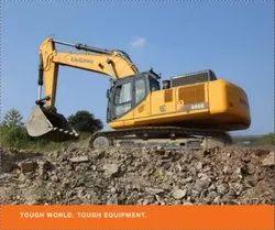CLG950EIIIA LiuGong Hydraulic Excavator