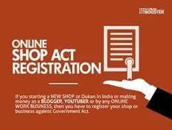 Shop Act Registration In Delhi