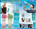 Plastic Sipper Bottle