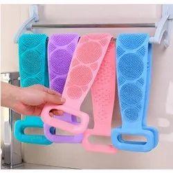 Silicone Bath Body Scrubber