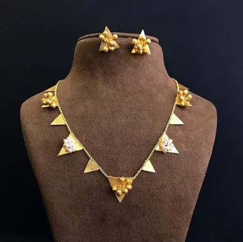 Fusion Gold Necklace