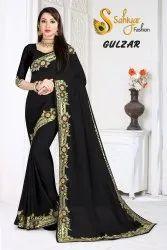 Riva Enterprise Designer Heavy Embroidery Work Silk Saree