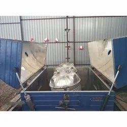 6HP Rotomoulding Machine