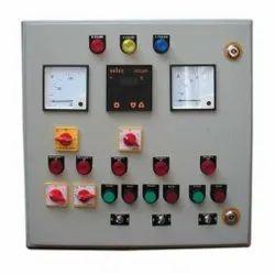 10 Kw Three Phase Electric Control Panel