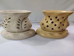 Rose Ceramic Twist Diffuser