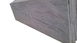 Flamed Big Slab Ivory White Granite, For Countertops, Thickness: 16 mm