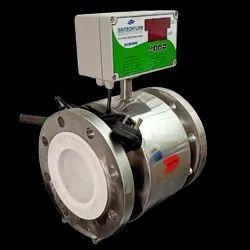 Sewage Treatment Plant STP Flow Meter