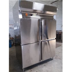 Pankti SS Commercial Refrigerator, Capacity: 150 Litre