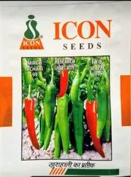 Natural Achari 99 Chilly Seed, For Agriculture, Packaging Size: 50 Gm