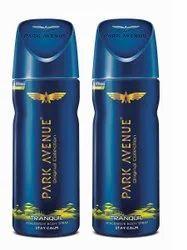 Deodorant Park Avenue Men's Classic Deo Tranquil,100gm (Pack of 2)