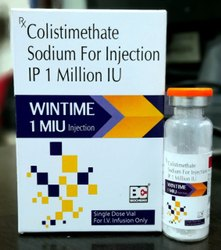 Colistimethate Sodium 1 MIU Injection