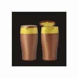100 ml HDPE Mercury Bottle Code-281
