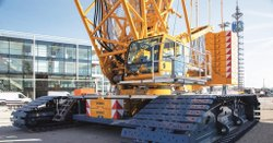 Crawler Crane Repair And Services And Spare Parts