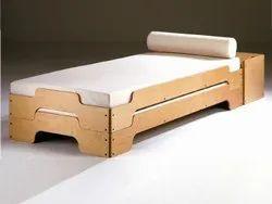 Standard Eipl-Staff Bed, Size/Dimension: 6*3