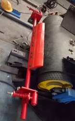External Scraper Blade