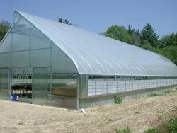 Commercial Polycarbonate Greenhouse