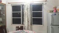 Hinged Modern Aluminium Mosquito Net Window