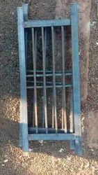 Mild Steel MS Window Grill, Rectangular