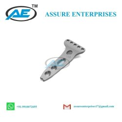 2.4mm Locking Volar Buttress Plate