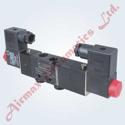 5/3 Way Double Solenoid Valve