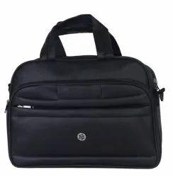HP Cotton Black Laptop Bag, Capacity: 20L