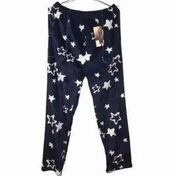 Woolen Casual Wear Ladies Winter Pyjama
