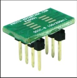 SOIC-8 TO DIP-8 SMT Adapter