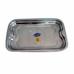 Stainless Steel Dollar Tray