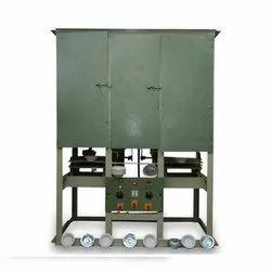 Double Die Paper Thali Making Machine