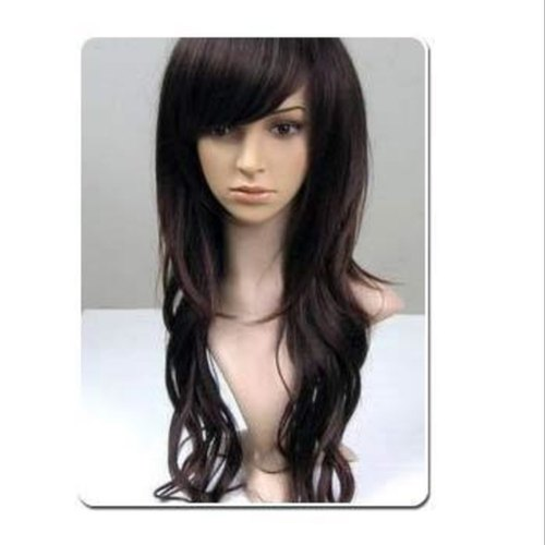 Women Dark Brown Wigs