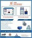 High Voltage Transformer Tester