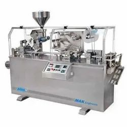 Single Phase ALU Blister Packaging Machine