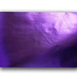Purple Color Metallic Laminated Non-Woven Fabric