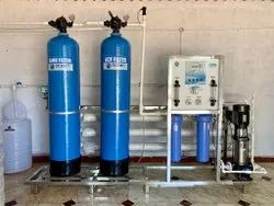 Industrial Reverse Osmosis Plant 1500 LPH