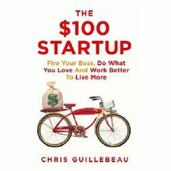 Chris Guillebeau The 100 Startup Economics Book, Pan Macmillan