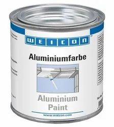 Aluminium Paint, Roller, Metal