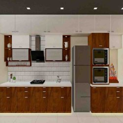 Italian Modular Kitchen Interior Designing Service