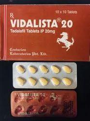 Vidalista 20mg